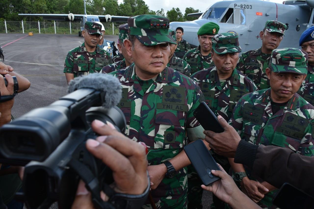 TNI-AL Desak Tinggalkan Perairan Natuna, Coast Guard China Masih Bertahan