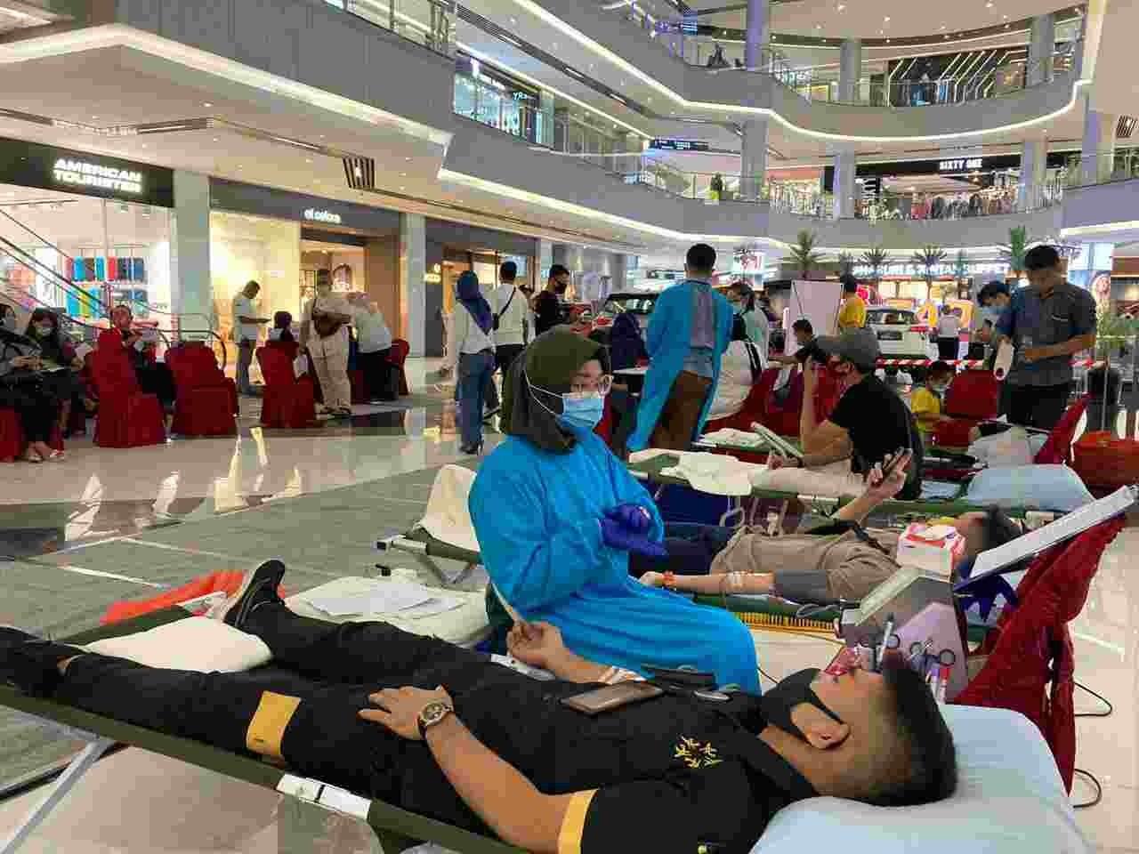 ALTKRI Kepri Gandeng PMI Batam, Gelar Aksi Donor Darah