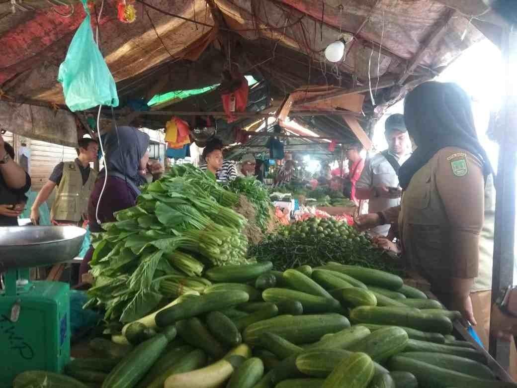 Disperindag Kota Batam Jamin Stok Sembako Aman Hingga Akhir Tahun