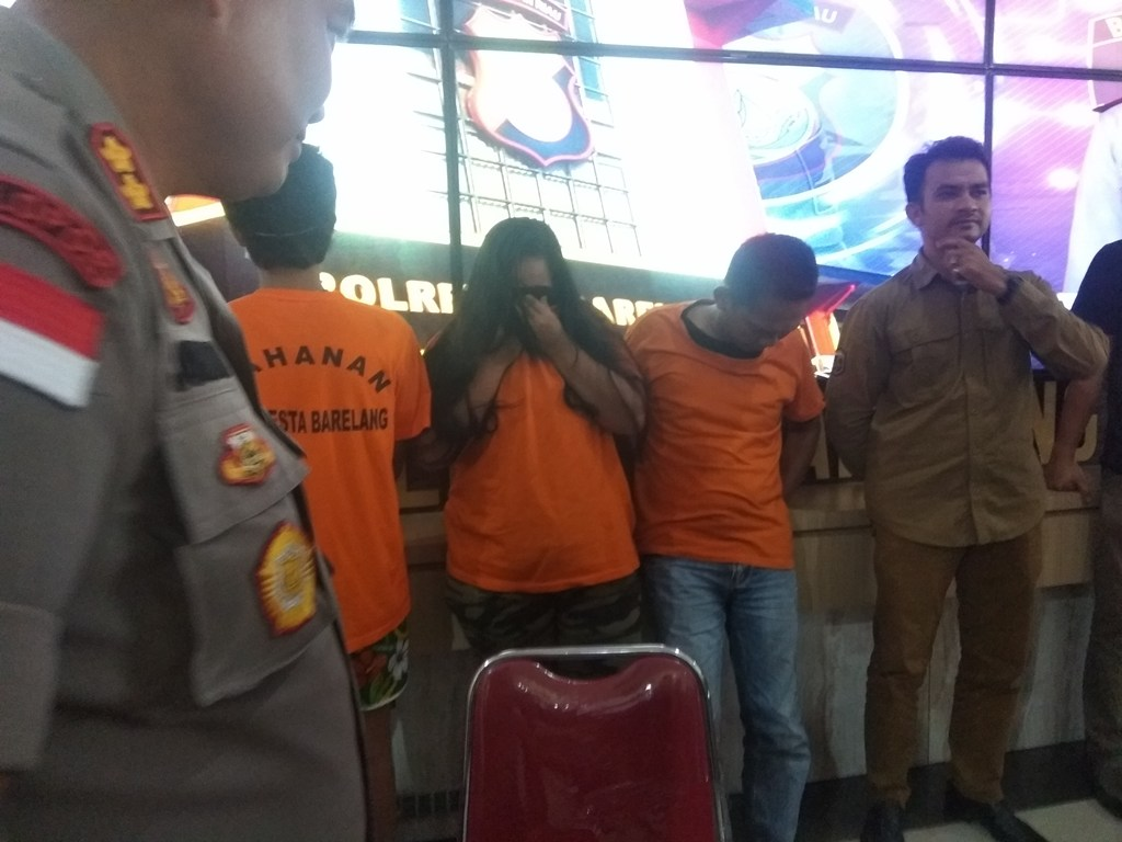 Dua ABG Asal Jawa Barat Dijual Ke Pria Hidung Belang, Tiga Pelaku Berhasil Diringkus