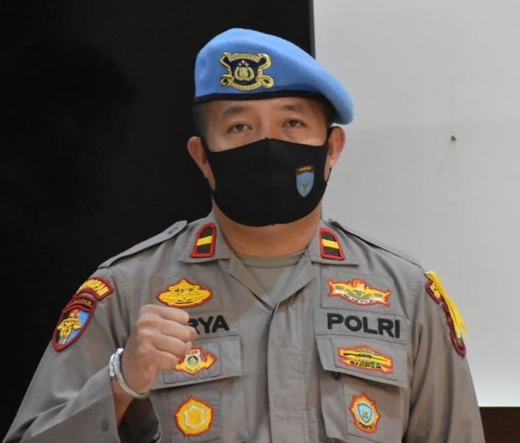 Kapolres Tanjungpinang Berganti, Warga Diminta Waspadai Modus Penipuan