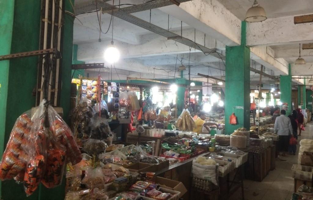 Selama Liburan, Kondisi Stok Sembako di Pasar Karimun Tak Berpengaruh