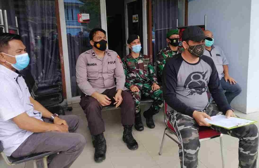 Terjadi Penambahan Pasien Covid-19 di Anambas, 8 Orang Terpapar