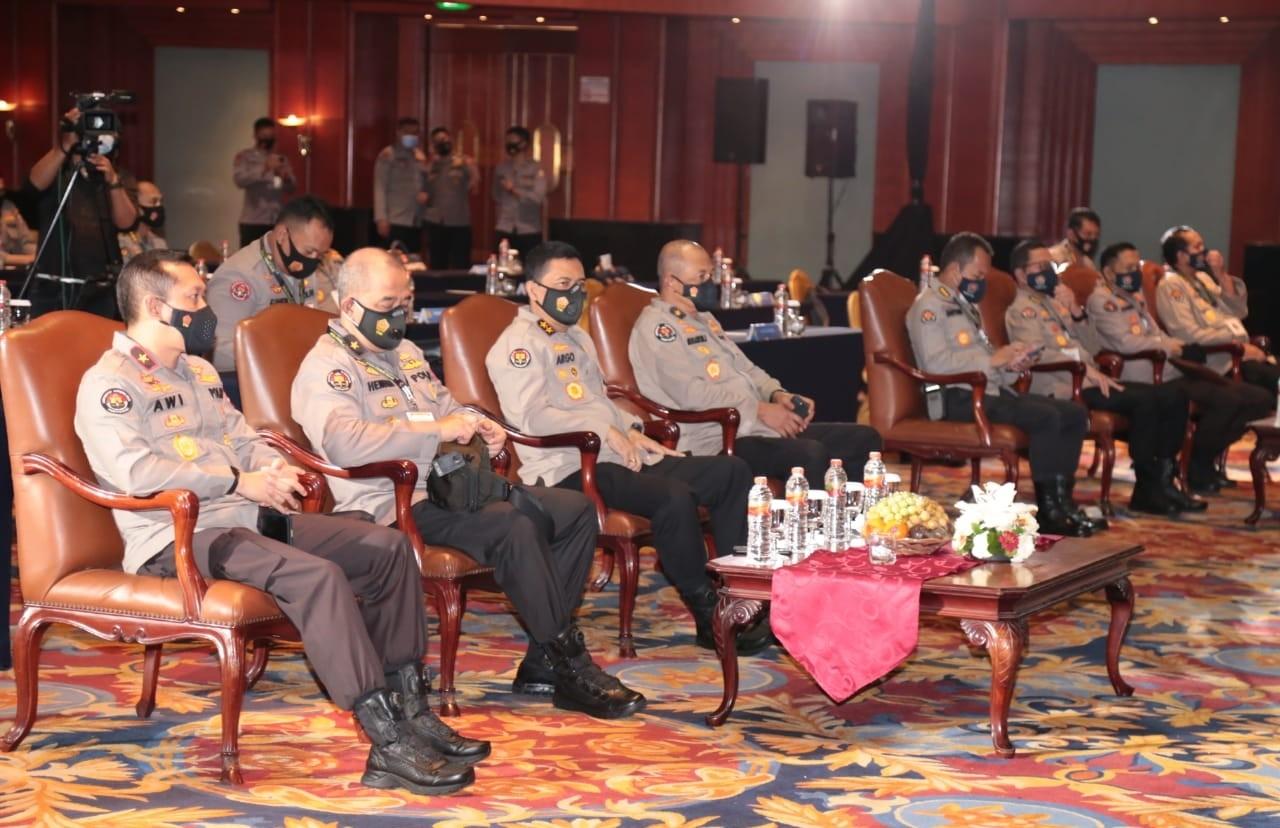 Kabid Humas Polda Kepri Ikuti Workshop Divisi Humas Polri