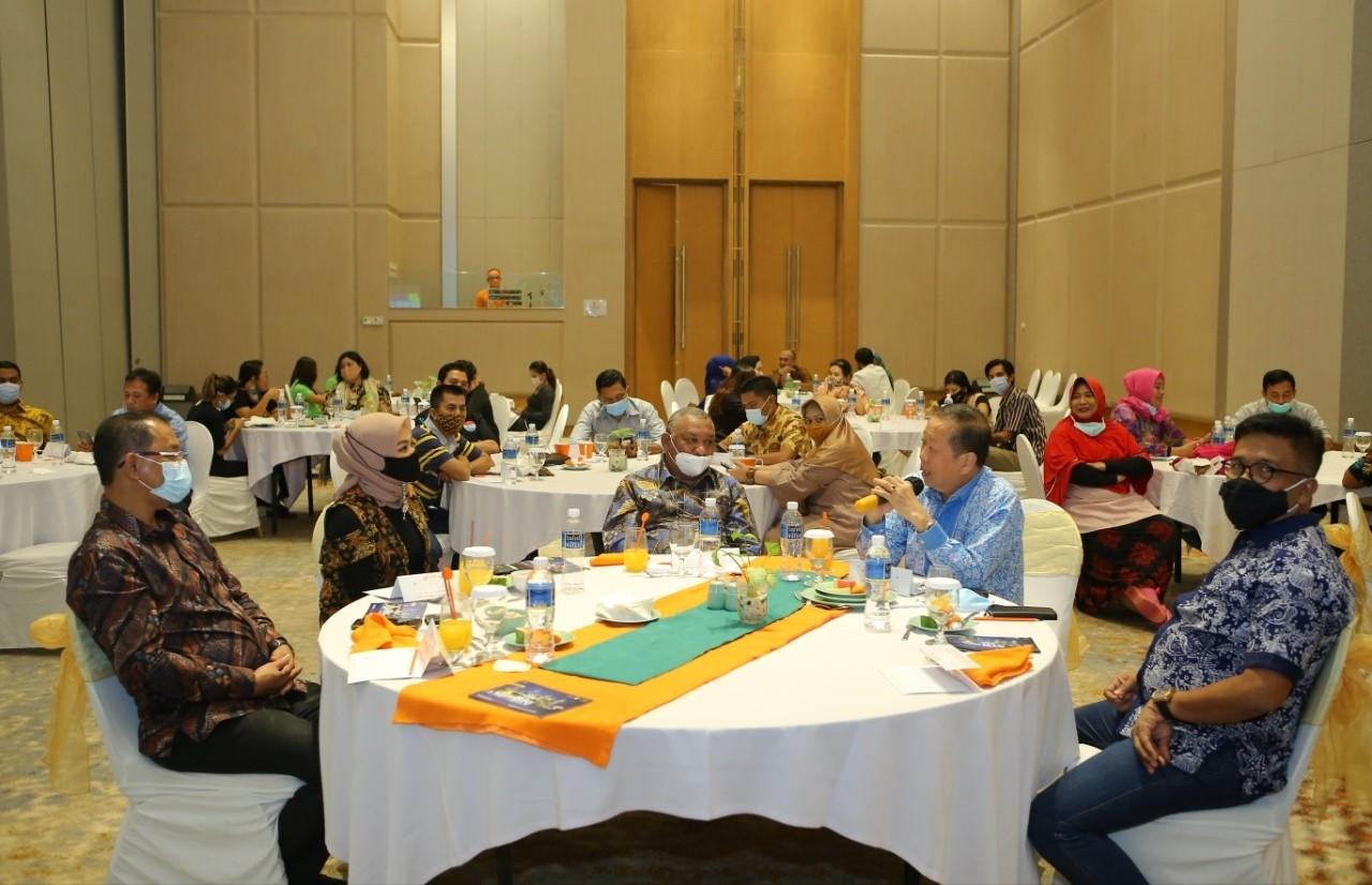 Tingkatkan Ekonomi di Masa Pandemi, Kemenparekraf Gelar Misi Penjualan Pasar Nusantara