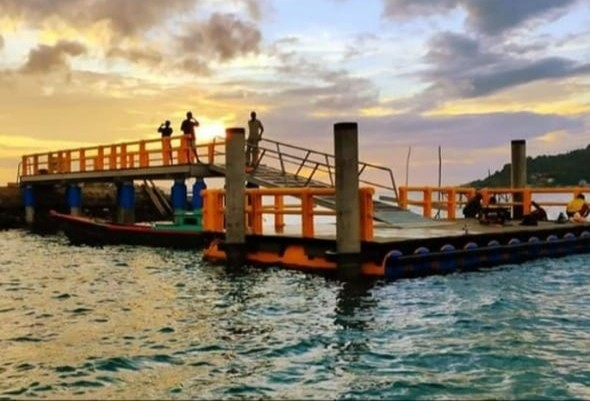 Dukung Bandara Tambelan, Kadishub Kepri: 2021 Dua Pelabuhan Roro Direnovasi dan Satu Pelabuhan Apung akan Dibangun