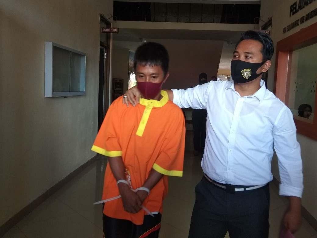 Dit Resnarkoba Polda Kepri Ringkus Pria di Tanjung Uma, Bawa 20 Ribu Butir Pil Ekstasi