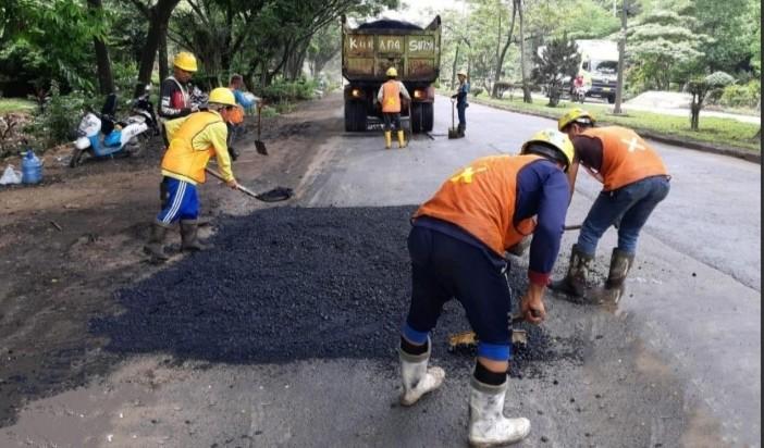 Kementerian PUPR Mulai Program PKT, Bangun Jalan, Jembatan hingga Revitalisasi Drainase