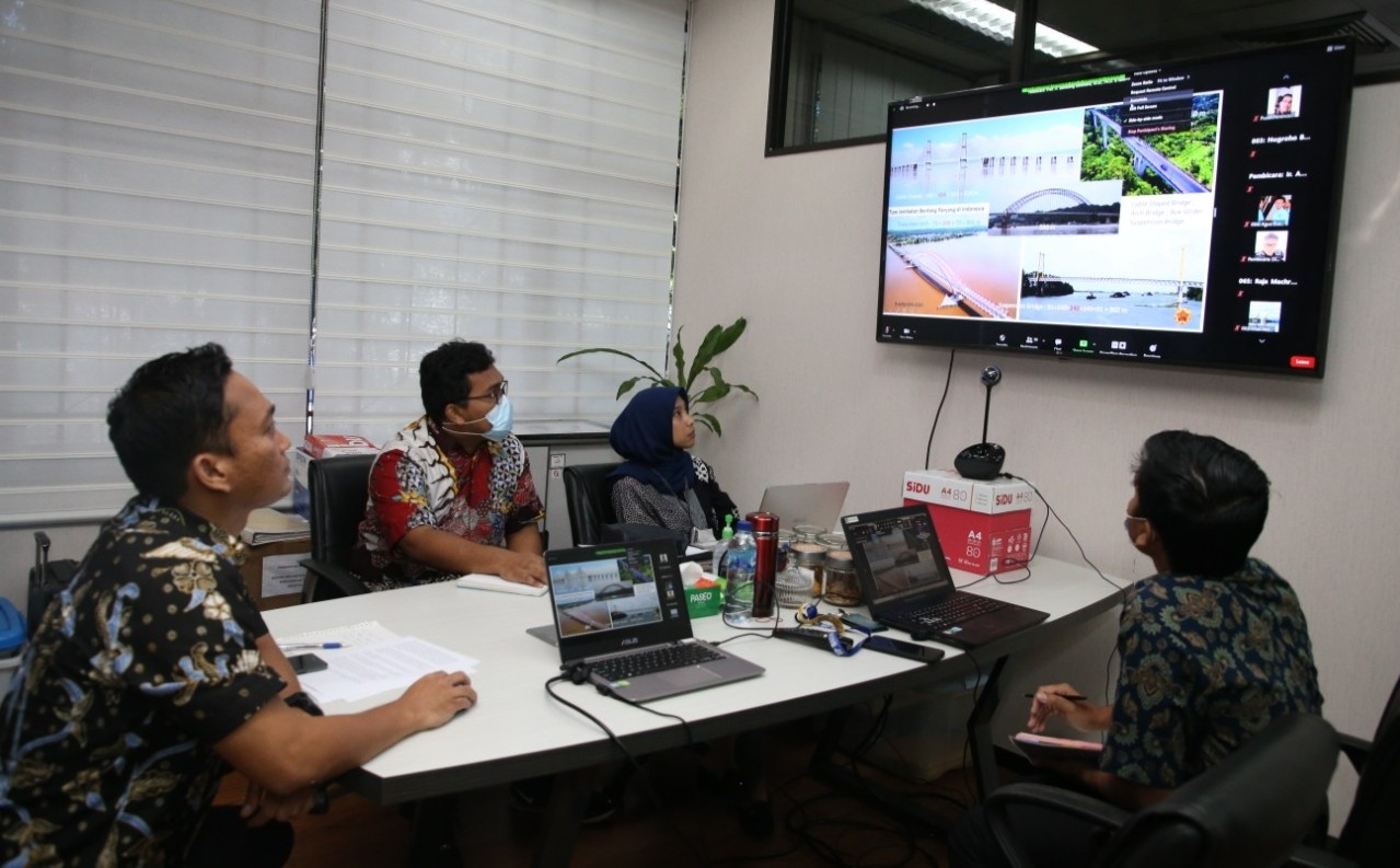 BP Batam Gelar Webinar Bertajuk Tantangan Keinsinyuran