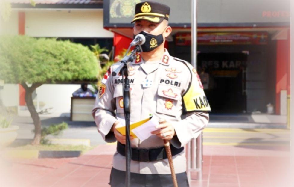 Sejumlah Pejabat Polres Karimun Mengalami Rotasi, Berikut Nama-nama dan Jabatan Barunya