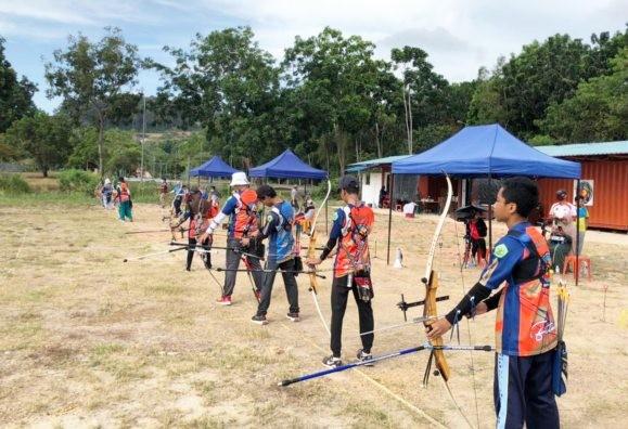 Atlet Panahan Binaan BP Batam Ikuti Turnamen di Malaysia, Raih 9 Medali