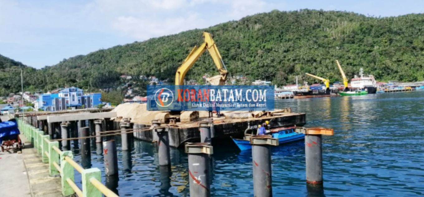 Dana Sharing Pembangunan SP II Tahun Ini Selesai dari Provinsi Kepri