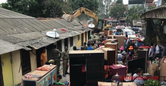 Pedagang Pasar Jodoh Ngaku Tak Terima Surat Peringatan