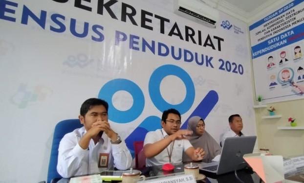 BPS Lingga Ajak Masyarakat Sukseskan Sensus Penduduk