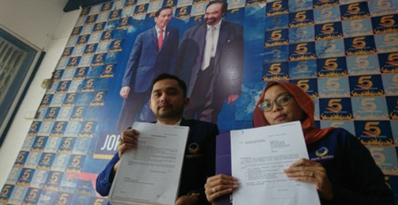 DPW Nasdem Buka Pendaftaran Calon Walikota dan Calon Gubernur Kepri