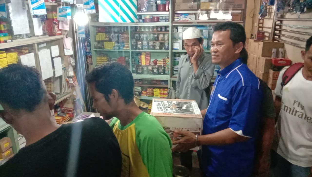 PWI Persiapan Kabupaten Kepulauan Anambas Dukung Penuh Aksi Sosial Aliansi LSM dan OKP