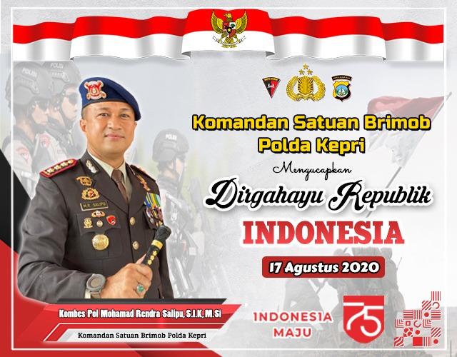 Satuan Brimob Polda Riau